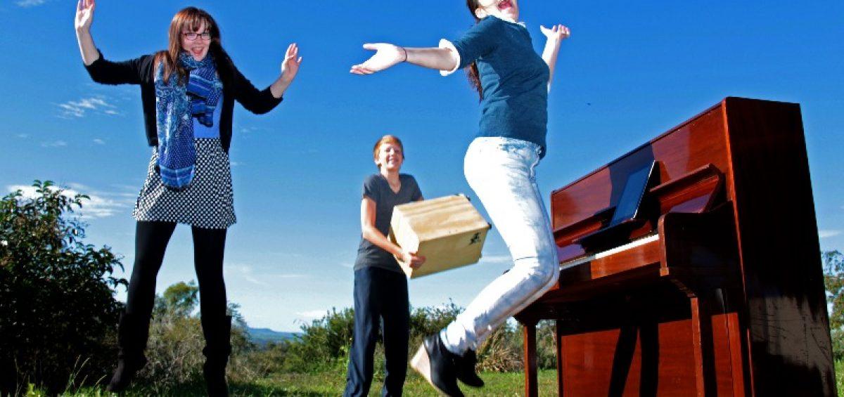 Piano fun!